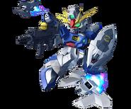 ''SD Gundam G Generation Crossrays'' Dreadnought Gundam