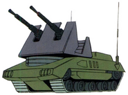 Anti-Zaku Tank