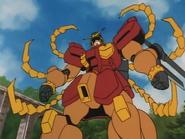 Arachno Gundam