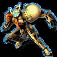 Gundam Diorama Front 3rd G-M1F Bandit