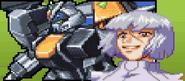 Gundam SEED destiny GBA Yzak 2