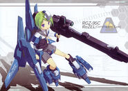 RGZ-95C ReZEL (Commander Type)