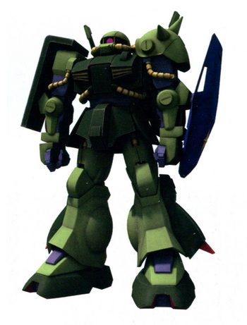 Front (Green Divers)