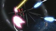 "Raider Gundam ""Mjolnir"" Shield 01 (Seed HD Ep47)"
