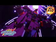 """SD GUNDAM WORLD HEROES - Episode 10 """"Sneak In! The Night Museum""""(EN,HK,TW,CN,KR,TH,VN,IT,FR,ID sub)"""