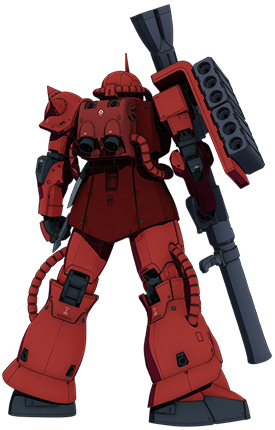 Rear (w/ Bazooka)