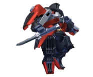 ''SD Gundam G Generation Crossrays'' Triaina
