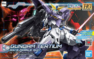 HGBDR Gundam Tertium