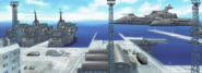 Aegis & Docked Kuraomikami (Seed HD Ep38)