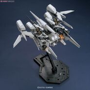 ReZEL type-C (Defenser a-unit) (GR) (Gunpla) Waverider Rear
