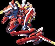 SD Gundam G Generation Cross Rays Saviour Gundam