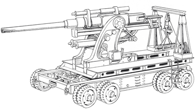Anti-Aircraft Cannon