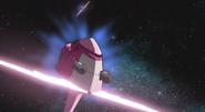 Exus Beam Blade 02 (Seed Destiny HD Ep3)