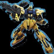 Gundam Diorama Front 3rd MSR-00100 Hyaku Shiki Kai