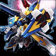 Gundam Diorama Front 3rd V2 Assault-Buster Gundam