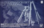 HWS Expansion Set for ν Gundam Ver Ka