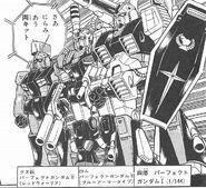 Perfect Gundam I II III