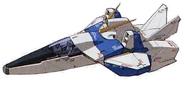 V Gundam Core Fighter - Ver KA