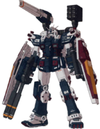 Full Armor Gundam Thunderbolt VerKa - Front