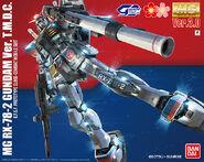 MG Gundam Ver.3.0 TMDC