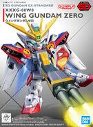 SDEX Wing Gundam Zero