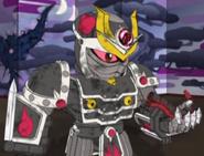 Cobramaru Tail Black Armor