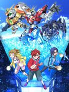Gundam Build Fighters S2