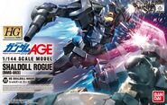 HG AGE - Shaldoll Rogue - Box Art
