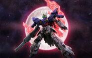 AMS-123X-X Moon Gundam Gundam Online Background