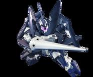 Advanced GN-X SD Gundam G Generation Cross Rays
