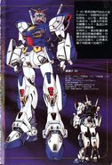 F90 Gundam Formula 90 - Specifications and Design