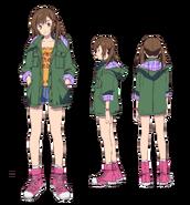 GBB-Misa-character-design