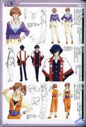 Gundam SEED Destiny Astray PN Reference 07