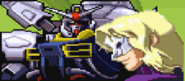 Gundam SEED destiny GBA Rau
