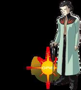 Gundam info Character Sheet Reverend Malchio