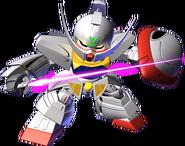 SD Gundam G Generation RE Turn A Gundam
