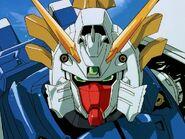 Shining Gundam Super Mode (Close-up)