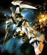 Gundam Mk-II Boxart without Lettering