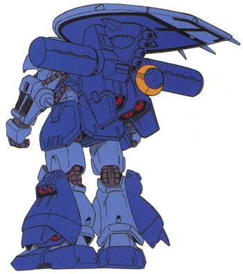 Rear (Blue Team Colors)