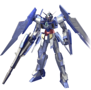 Gundam AGE-2 Normal GVS full