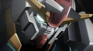 Seravee Gundam Head Close-Up 01 (00 S2,Ep17)
