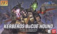 HG Kerberos BuCUE Hound Cover