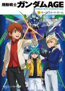 Mobile Suit Gundam AGE NovelHomeSweetHome‐