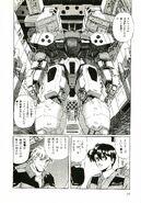 Mobile Suit Gundam in UC 0099 Moon Crisis016