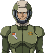 Neo Zeon Pilot Unicorn Ver. C (SRW V)