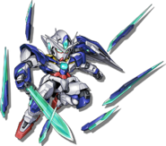 Super Robot Wars V 00 Qan Gundam