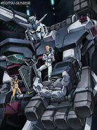 TB Full Armor Gundam keyart