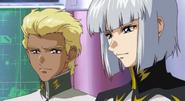 Yzak & Dearka 02 (Seed Destiny HD Ep5)