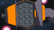 Drake-Class Missile Launcher 01 (Seed HD Ep13)