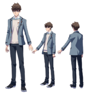 GBB-Ryusei-character-design